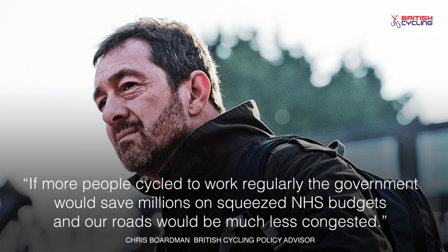 Chris Boardman Cycling Quote