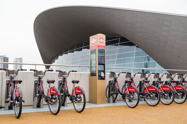 City Bike Hire from Cyclescheme