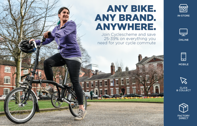 The benefit of Cyclescheme for Employers