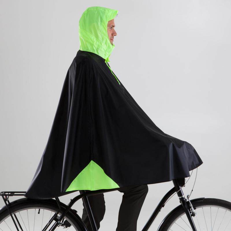 B\\\\\\\\'Twin 500 City Cycling Rain Poncho