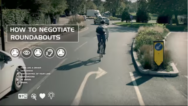Commute Smart: How to negotiate roundabouts