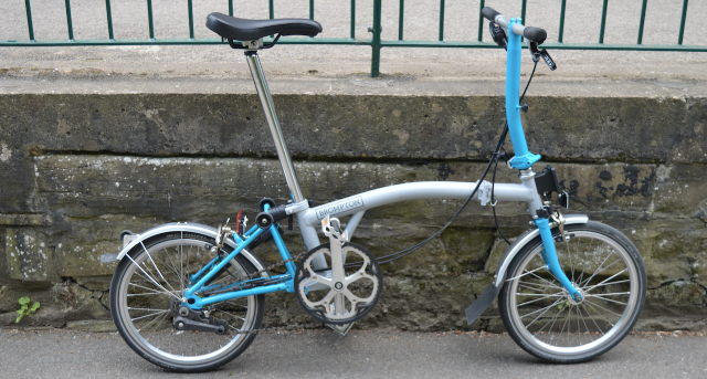Round Up: Making the most of your folding bike