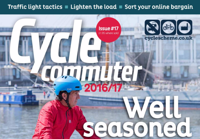 Issue 17 of the Cycle Commuter Magazine