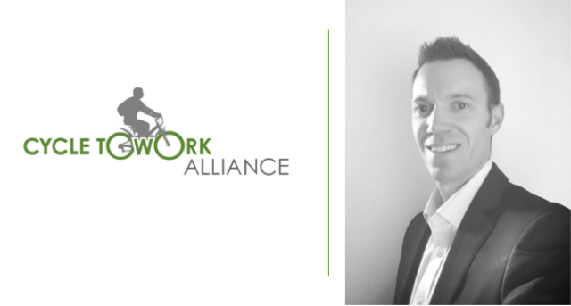 Cyclescheme's Adrian Warren announced as new Cycle to Work Alliance Chair