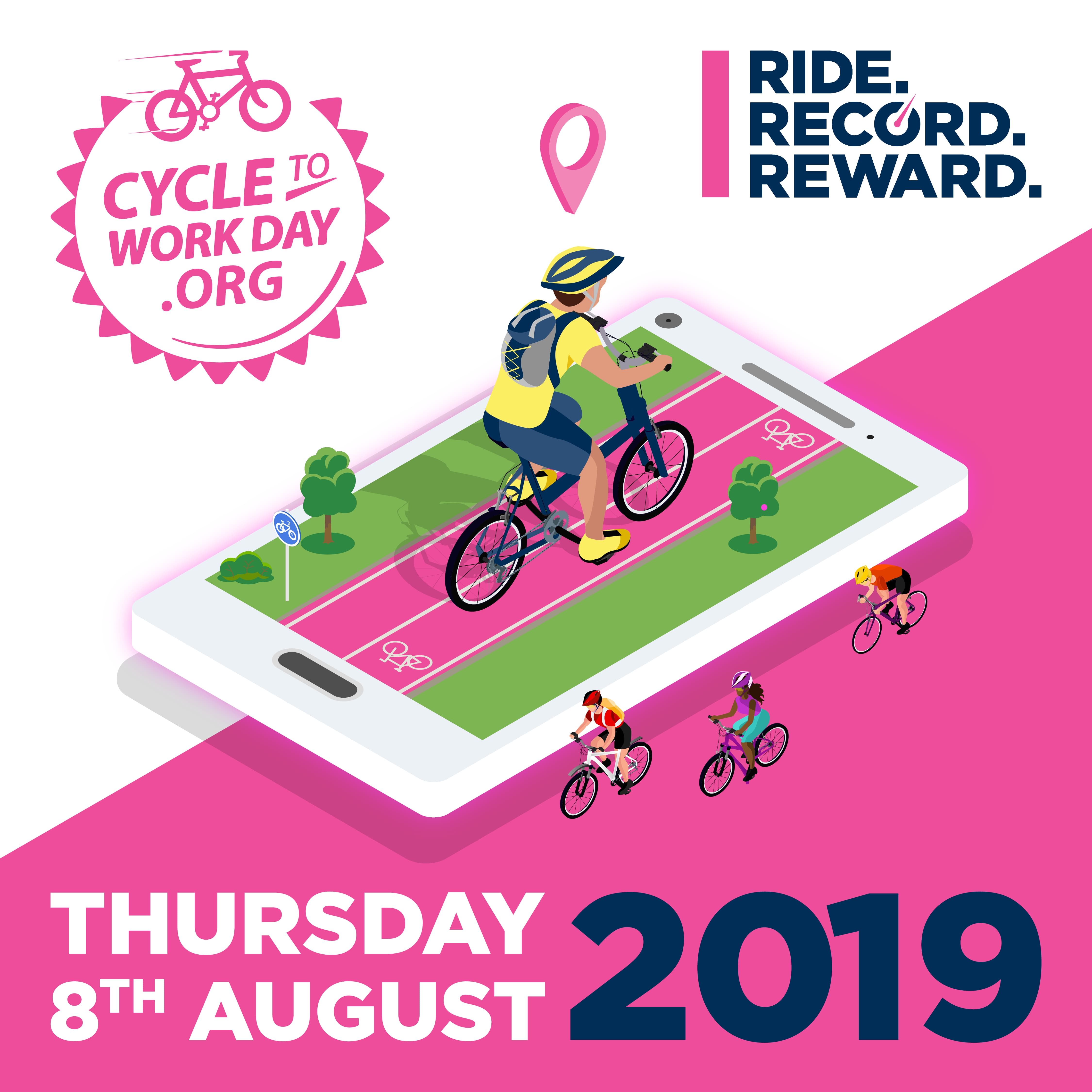 Cycle to Work Day 2019