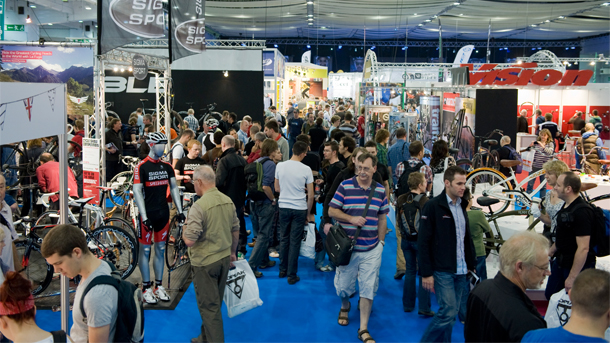 Cycle Show 2011 announce brand new Mountain Bike Demo Track