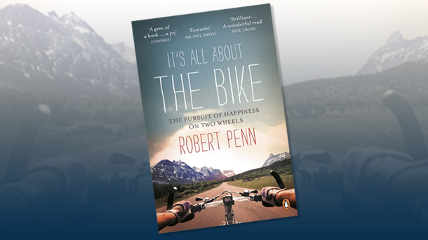 It's All About The Bike - 10 copies to give away!