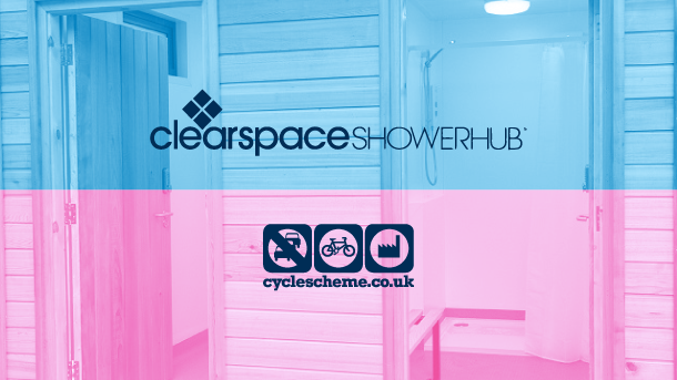 Clearspace Shower Hub - winner announced!