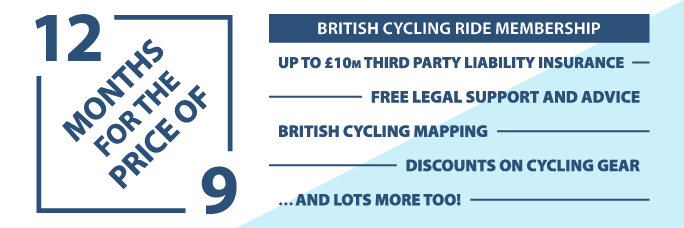 British Cycling membership