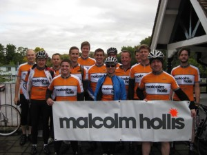 Malcolm Holiis team