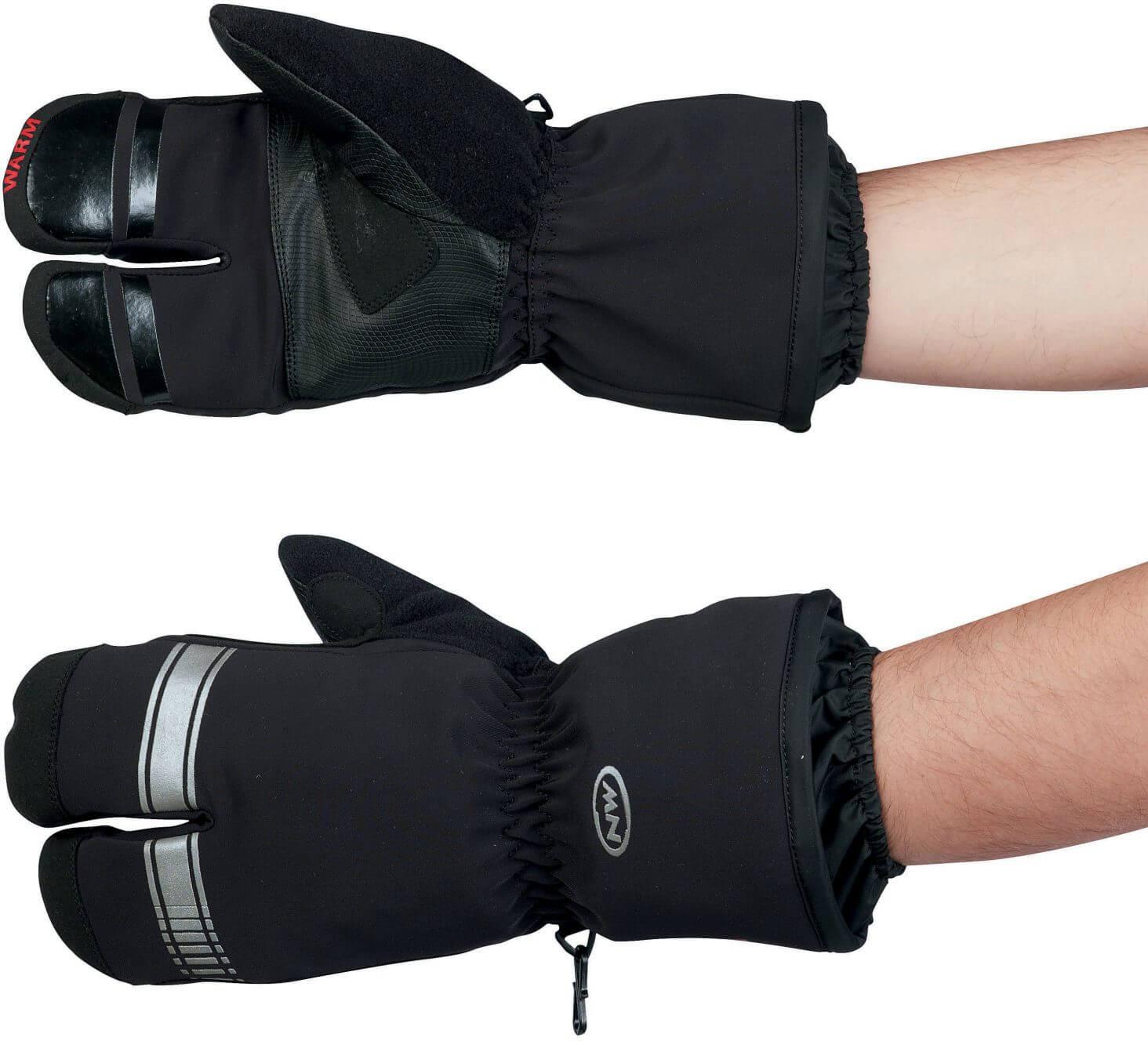 Husky gloves