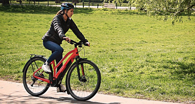 Why should I ride an e-bike?