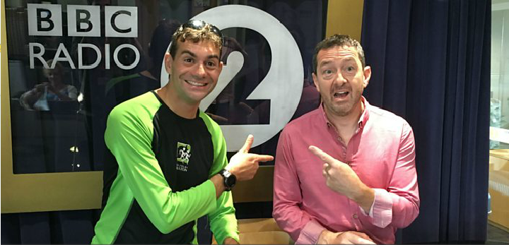 Chris Boardman BBC Radio 2