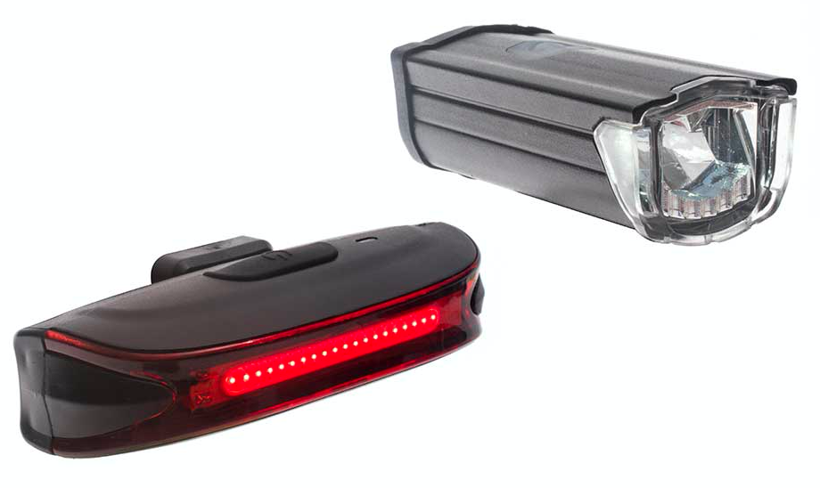 Raleigh RX10 USB Light Set
