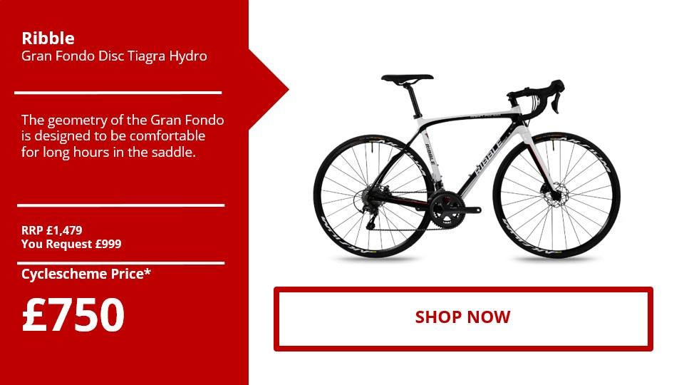 Ribble​ Gran Fondo Disc