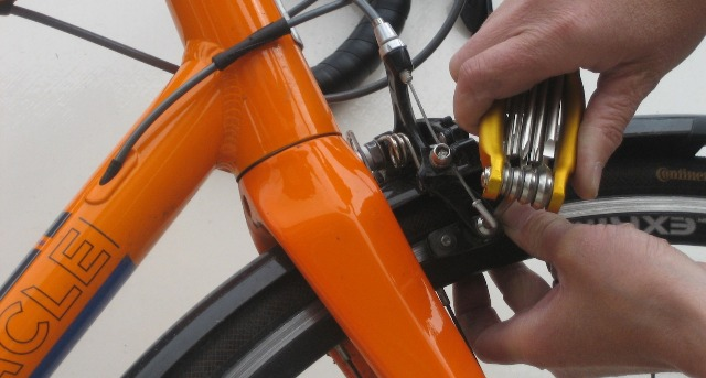 How to: Stop brakes from squeaking