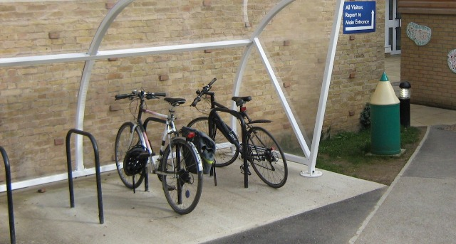 Cycle parking solutions