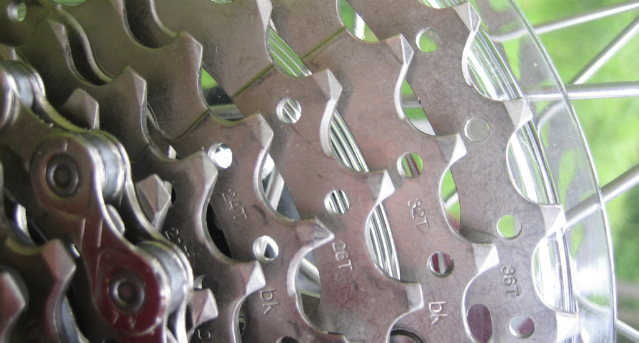 How to understand derailleur gears