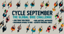 Cycle September - The Global Bike Challenge