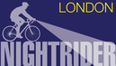 Nightrider™ – Sign Up NOW for 100km Moonlit London Charity Ride