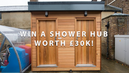 Win a Clearspace Shower Hub worth £30,000 for your workplace