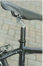 3. Saddle height
