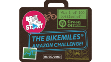 The BikeMiles® Amazon Challenge - extended to 23rd May!