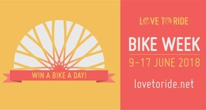 Ride & Encourage Others To Try Two Wheels For Bike Week