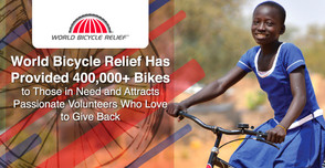 World Bicycle Relief: The Power of Bicycles