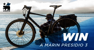 You could be the lucky winner of the all-new Marin Presidio. 7931ae842
