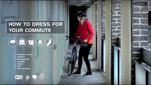 Commute Smart: How to dress for your cycle commute