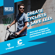 Create cyclists and save £££s