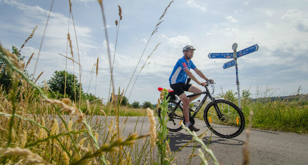 Food hot spots on the National Cycle Network
