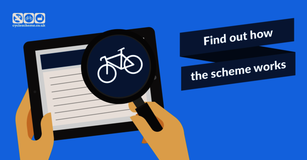 How to: Participate in the cycle to work scheme