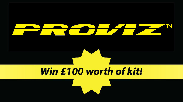 Proviz competition - get your hands on £100 worth of kit!