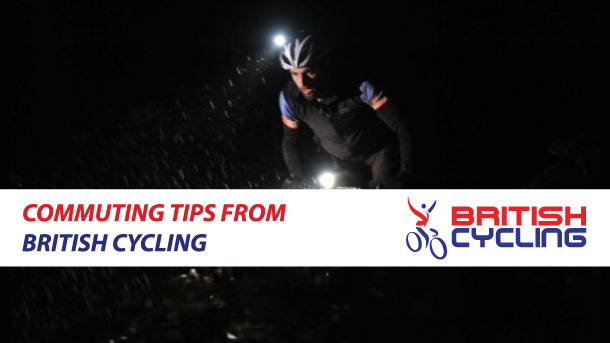 British Cycling: buying bike lights