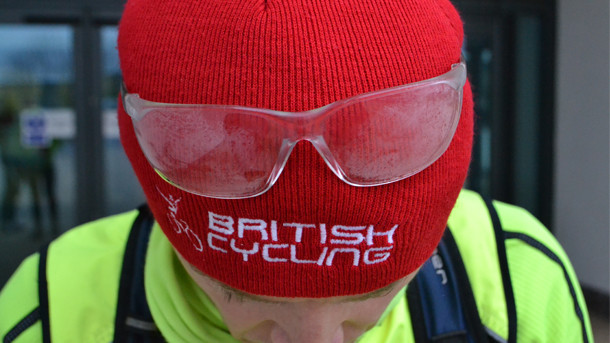 British Cycling: Cycling through the Winter