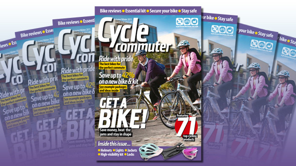 Issue 7 of Cycle Commuter hits the shelves!