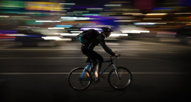 Round Up: Tips for riding in the dark