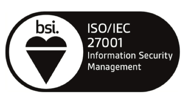 Safe & Secure: We're now ISO 27001 Certified