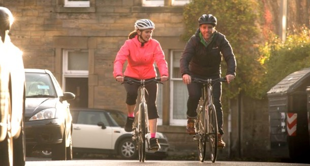 Cycling and the mental health benefits