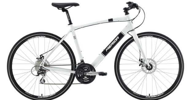 Win the Merida Crossway Urban 20 and a whole lot more…