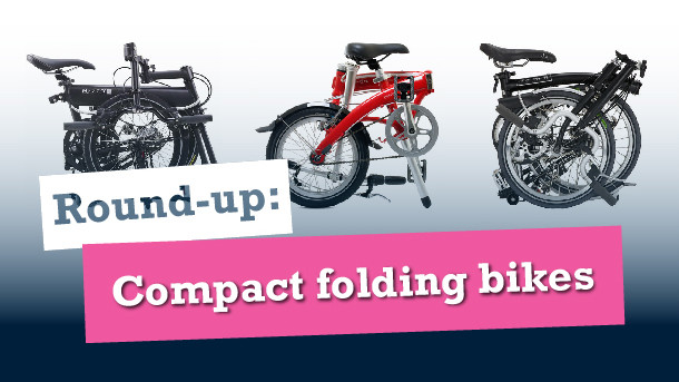 Round Up: Compact folding bikes