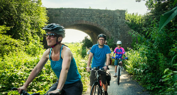 Top bike rides for fun days out with friends