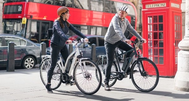 Welcoming VOLT electric bikes to Cyclescheme