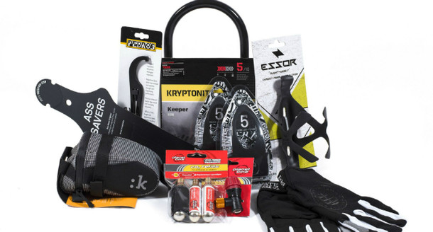 Bike Accessory Packages to Keep Your Staff in the Saddle