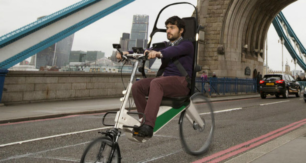 Is the Babel Bike the safest bike ever made?